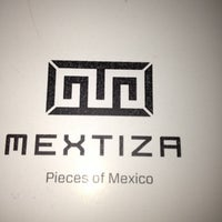 Photo taken at Mextiza by Hector A. on 3/4/2012