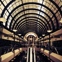 Photo taken at Crocker Galleria by Ron P. on 7/26/2012