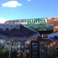 Photo taken at Big Lou's NY Style Pizzeria by Mo M. on 3/25/2012
