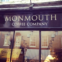 Photo taken at Monmouth Coffee Company by Dave K. on 8/14/2012