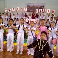Photo taken at SK Pekan Beaufort by Rossa R. on 5/24/2012