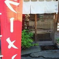 Photo taken at ラーメン百福亭 by Makoto S. on 8/5/2012