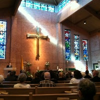 Photo taken at Holy Rosary R.C. Church by Chris S. on 9/11/2012