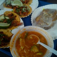 Photo taken at Antojería Mexicana by Nina R. on 8/24/2012