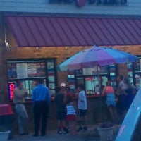 Photo taken at Brusters by Krista T. on 6/19/2012