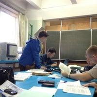 "Photo taken at Корпус ""А"" ВолгГТУ by Alexandr on 9/10/2012"