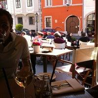 Photo taken at 21 Magyar Vendéglő by Marco M. on 3/18/2012