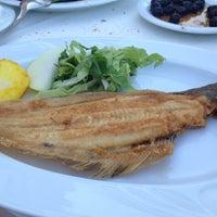 Photo taken at Deniz Restaurant by Mine on 9/2/2012