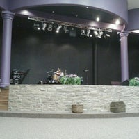 Photo taken at Iglesia Del Pueblo by Bianca S. on 2/24/2012