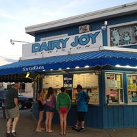 Photo taken at Dairy Joy by Corey F. on 8/24/2012