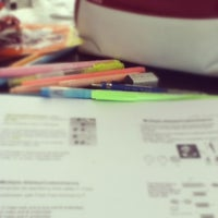 Photo taken at Study Area - 2nd Fl. by Praow H. on 6/11/2012