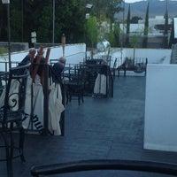 Photo taken at Luna Café by ANGELO R. on 9/6/2012