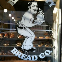 Photo taken at Big Booty Bread Co. by Lea G. on 7/25/2012