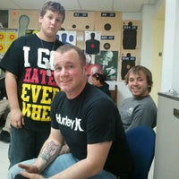 Photo taken at Bob's Gun & Tackle Shop by Kellie H. on 4/3/2012