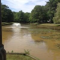 Photo taken at Byron Lake Park by Zach R. on 7/5/2012