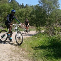 Photo taken at Follow The Dog MTB Route by Ken H. on 5/27/2012