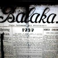 Photo taken at Kabar Priangan by Duddy R. on 8/29/2012