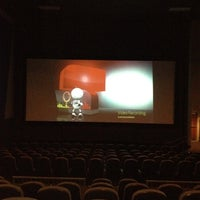 Photo taken at Marcus Lincoln Grand Cinema by Bob H. on 4/23/2012