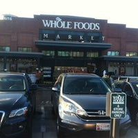 Photo taken at Whole Foods Market by Gene S. on 3/29/2012