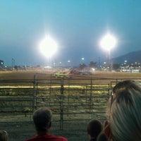 Photo taken at Davis County Fairgrounds by Matt H. on 8/16/2012