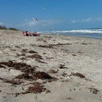 Photo taken at PAFB South Beach by Mike S. on 3/12/2012