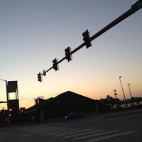 Photo taken at Belleview And Broadway by Ali R. on 9/6/2012