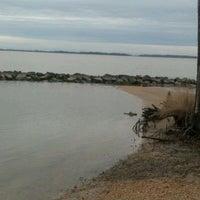 Photo taken at Black Point (Jamestown Island) by Yvonne D. on 3/3/2012