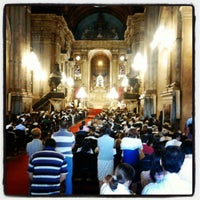Photo taken at Parish Church of Our Lady of the Candles by Leandro F. on 6/23/2012