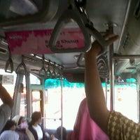Photo taken at Halte TransJakarta Pondok Pinang by rais on 7/15/2012