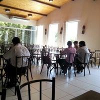 Photo taken at Panificadora e Restaurante Seridó by Luis G. F. on 9/13/2012