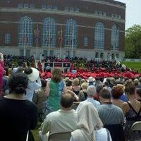 Photo taken at Wesleyan University by Cally P. on 5/27/2012