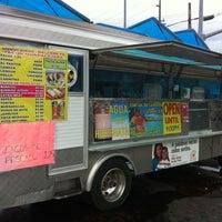 Photo taken at Guadalajara Taco Truck by SirPorkaLot on 4/13/2012