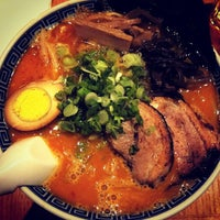 Photo taken at Kambi Ramen House by christian svanes k. on 3/3/2012