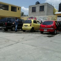 "Photo taken at Autolavado ""El Triangulo"" by Jess F. on 8/5/2012"