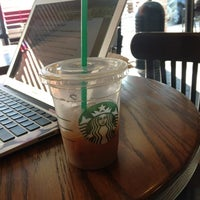 Photo taken at Starbucks by Harlemknite on 7/25/2012