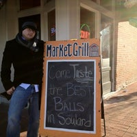 Photo taken at Market Grill by Christopher M. on 2/11/2012