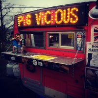 Photo taken at Pig Vicious by Lindsey F. on 3/10/2012