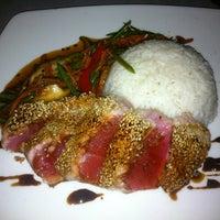 Photo taken at Fire & Ice Restaurant by Kleber D. on 8/11/2012