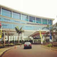 Photo taken at Universitas Multimedia Nusantara by Ciko on 8/30/2012