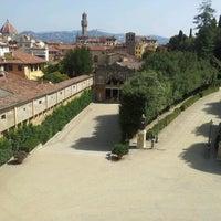 Photo taken at Pitti Palace by Francesco G. on 8/22/2012