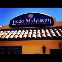 Photo taken at Original Lindo Michoacan by Jeremy W. on 6/22/2012
