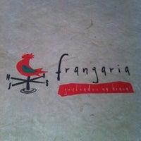 Photo taken at Frangaria by Karen S. on 7/7/2012