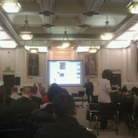 Photo taken at Social Developers London by Duncan B. on 3/21/2012