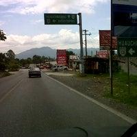 Photo taken at Xicotepec Puebla by Fidel C. on 6/3/2012