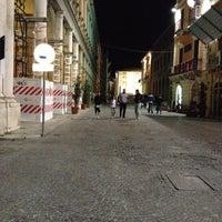 Photo taken at Corso Vittorio Emanuele II by Valentina C. on 4/30/2012