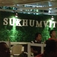 Photo taken at Sukhumvit Restaurant by styllo83 b. on 5/9/2012