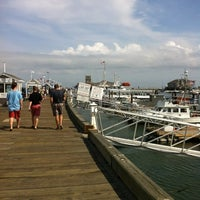 Photo taken at Provincetown Pier by Dave R. on 8/12/2012