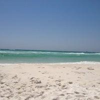 Photo taken at Destin Beach by Debra K. on 4/14/2012