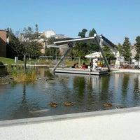7/19/2012 tarihinde Krisztián Aurél B.ziyaretçi tarafından Millenáris park'de çekilen fotoğraf