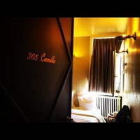 Photo taken at Hotel Le Berger by Federica P. on 8/17/2012